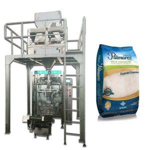 Machine à emballer automatique de granules 1-5kg