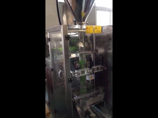Auger fyldemaskine Mælkepulver lille lodret formfyldt tætningsmaskine