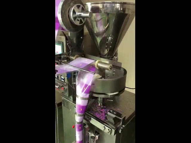 Stroj za samodejno mehansko pakiranje zrnatih zrn za sladkarije Bean