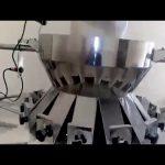 שקילה אוטומטית multihead משמש טופס אנכי למלא חותם אריזה קו מכונה