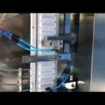 machine de remplissage et de fermeture automatique d'ampoules en plastique pour parfum, liquide buccal et pesto
