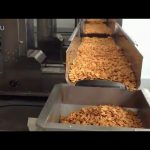 automatic plastic bag rice beans seeds packing machinery
