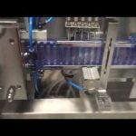 स्वयंचलित प्लास्टिक ऑलिव्ह ऑइल ऍम्पोल भरण्याचे यंत्र
