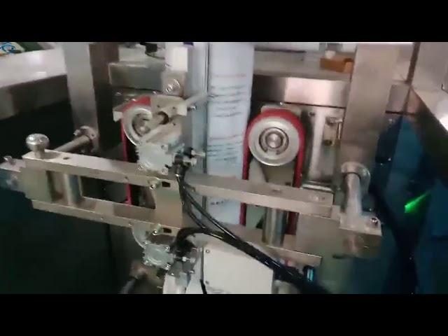 Patatak almidoi automatikoarekin paketatzeko makina hornitzaileak