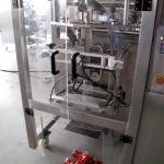 Automatisk Tomatpasta Ketchup Sachet Packing Machine
