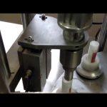Machine de remplissage et de scellement de tube en plastique de machine verticale automatique de remplissage et de scellement
