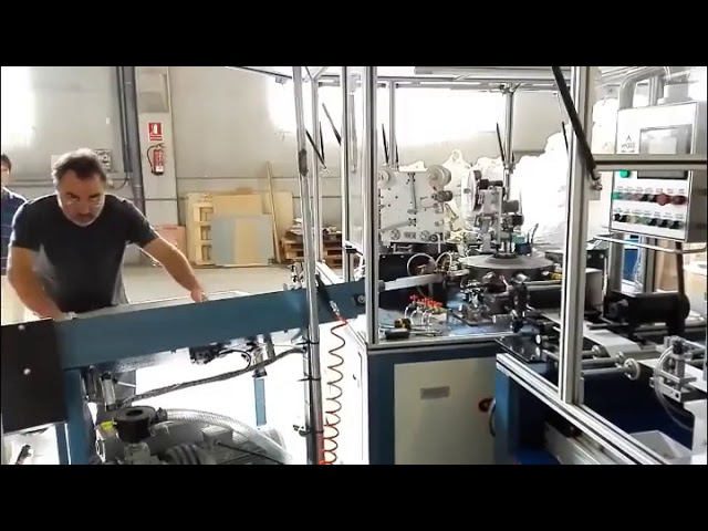 Forme verticale automatique remplissant la machine à emballer de granule de tasse de yaourt de cachetage