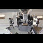 Machine à emballer verticale de riz d'haricot de sucre de grain vertical
