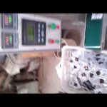 Otomatik VFFS Organik Spirulina Phycocyanin Toz Paketleme Makinası