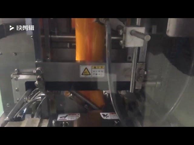 posetype Lodret formfyld forseglingsmaskine til pakningspasta