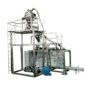 big bag automatic powder weighing filling machine