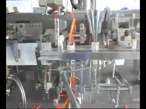 machine de conditionnement de sachet de sauce mayonnaise