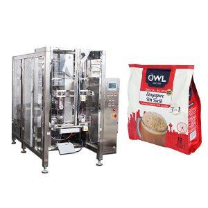 gaz alma vanası otomatik kahve tozu paketleme makinesi