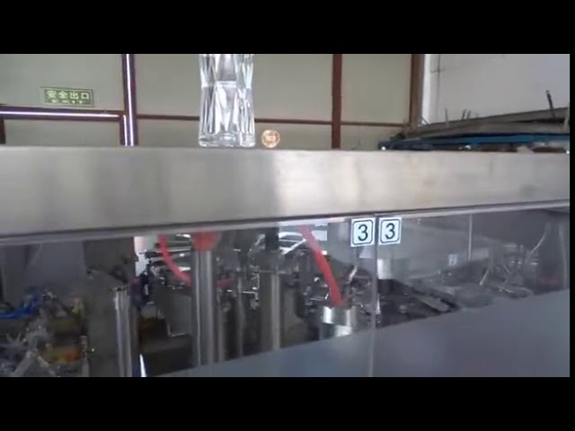 एसेप्टिक स्मॉल सॉच्स पावडर पॅकिंग कॉर्न फ्लोर पॅकेजिंग मशीन