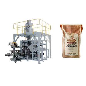 machine à emballer lourde de sac de grain de grain d'alimentation