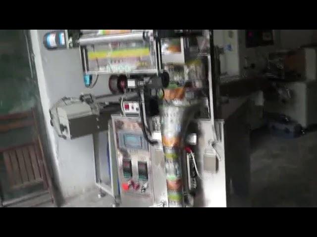 Polno avtomatsko navpično granule sladkorja majhne vrečke pakirni stroj