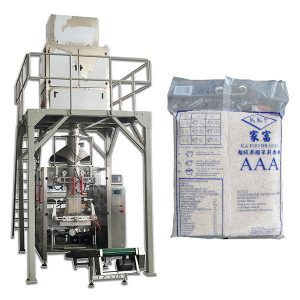 popolnoma avtomatsko granule delcev hrane riž pakirni stroj