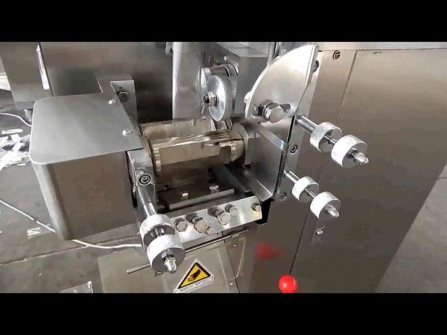 Fuldautomatisk Pose Packaging Liquid Sachet Tasker Pose Packaging Packing Machine