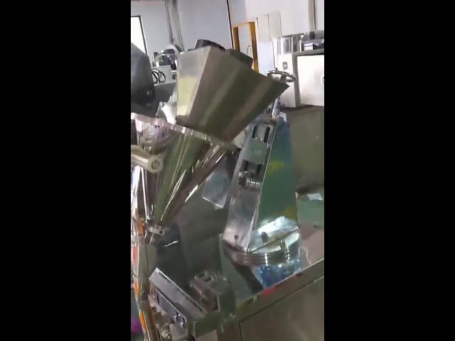 Fuldautomatiske småposer Chili Powder Filling Packing Machine
