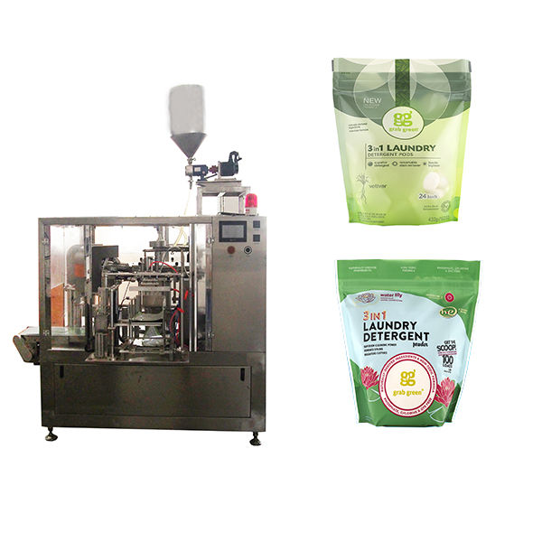 Pouch Packing Machine For Sale - IAPACK