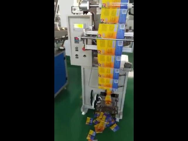 Lavpris Automatisk Høj effektivitetspakke med små poser til krydderpulver