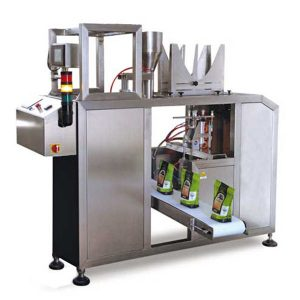 mini doypack packing machine pre-made pouch packaging machine premade