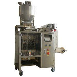 machine à emballer liquide de sachet de sauce automatique à plusieurs voies