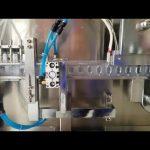 Machine de remplissage et de remplissage de liquides buccaux Ampoule en plastique formant la machine de remplissage et de scellement