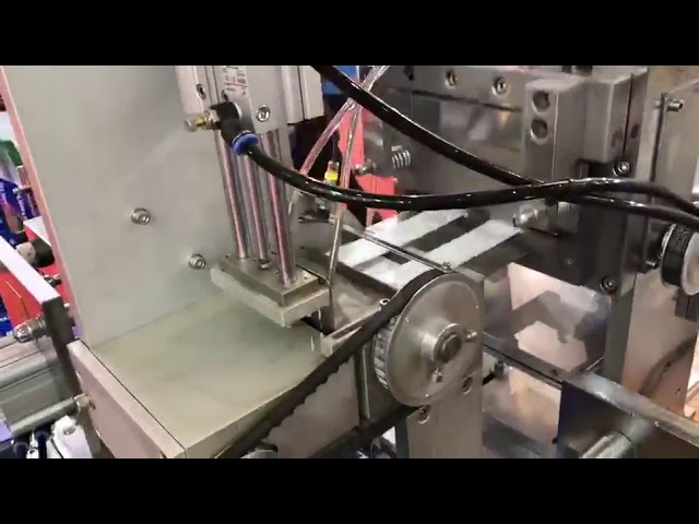 automatic pouch packing machine, sachet packing machine