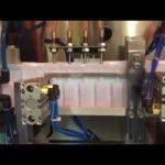 plast ampul alcala mini oliva olie flydende form fylde forsegling maskine producent