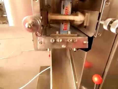 Petit sachet de machine à emballer automatique de poudre à café de farine de lait de machine à emballer de remplissage de poudre