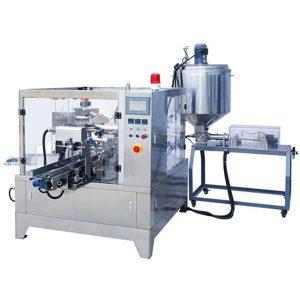 machine d'emballage de pâte et liquide