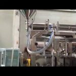 Sachet Pure Water Liquid Packaging Machines Sache Dolgunun Sızdırmazlık Paketleme mashinalari