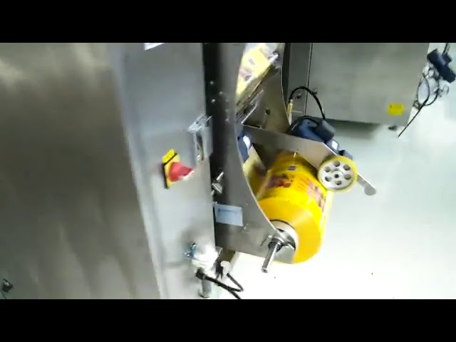 Majhno podjetje auto vrečko paket vrečka za pakiranje stroj navpično obliko polnjenje pečatno blazino vrečko