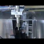 blødt rør eller plastrør halvautomatisk påfyldnings- og tætningsmaskine