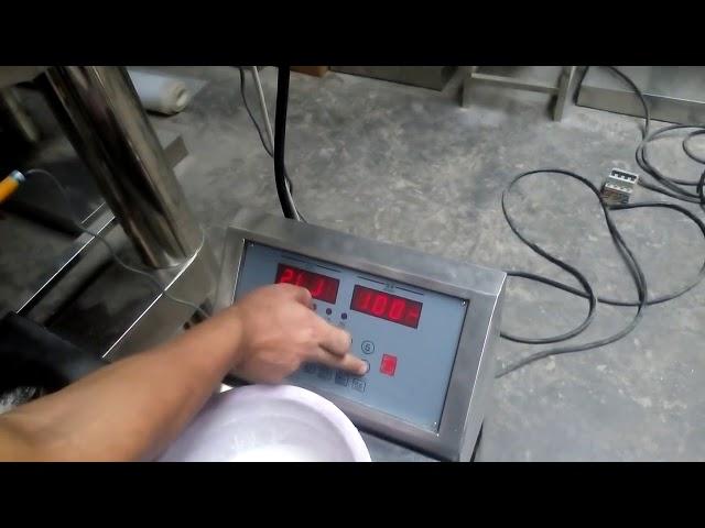 Baharat Toz Dolum Paketleme Makinesi Otomatik Snus Tozu Küçük Poşetler Toz Paketleme Makinesi