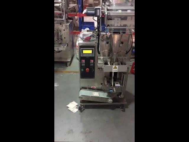Atel Tipi Poşet Paketleme Makinası