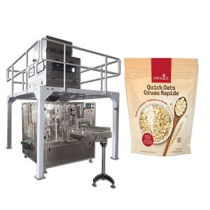 şeker paketleme makinası