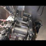 PLC kontrola twin sachet hautsa paketatze makina horizontalarekin