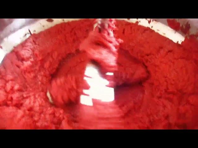 व्हर्टिकल टोमॅटो पेस्ट हनी सेहेट पॅकिंग मशीन