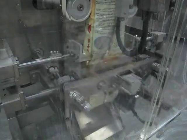 VFFS Автоматическая упаковочная машина для консервированных фруктов с весом десять голов